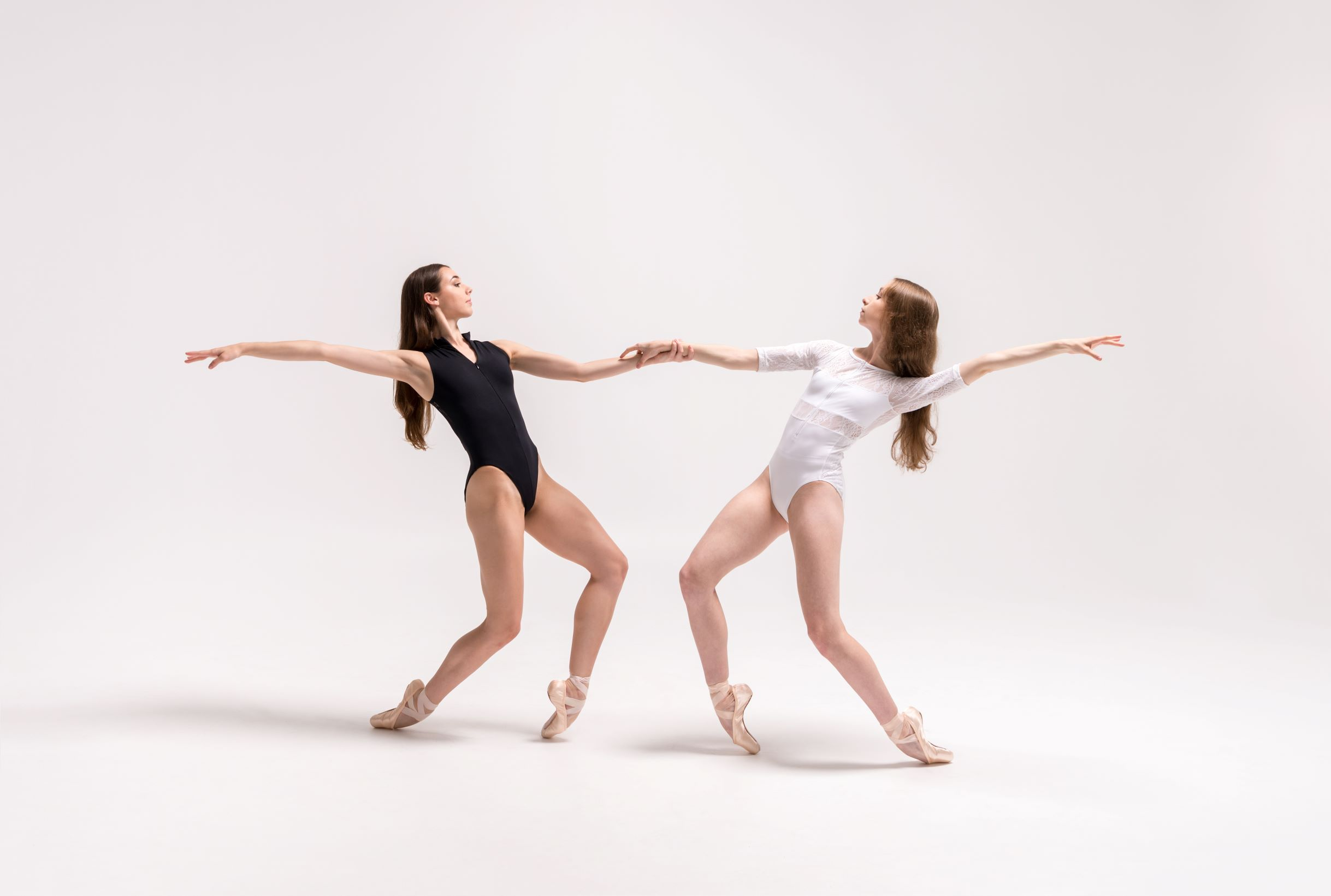 NZSD 2018 classical ballet students Layne Hampson & Tessa Karle