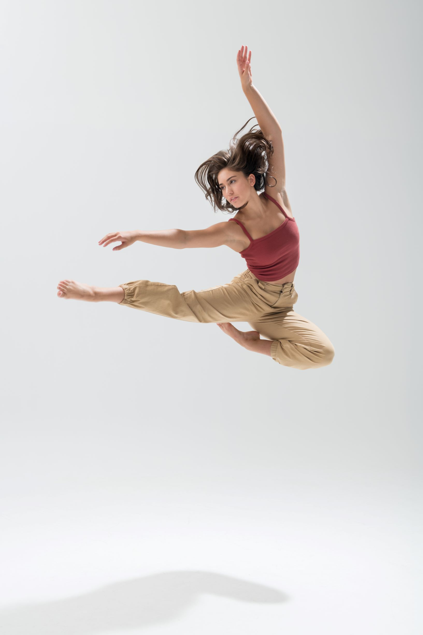 NZSD 2019 contemporary dance student Cheyanne Teka