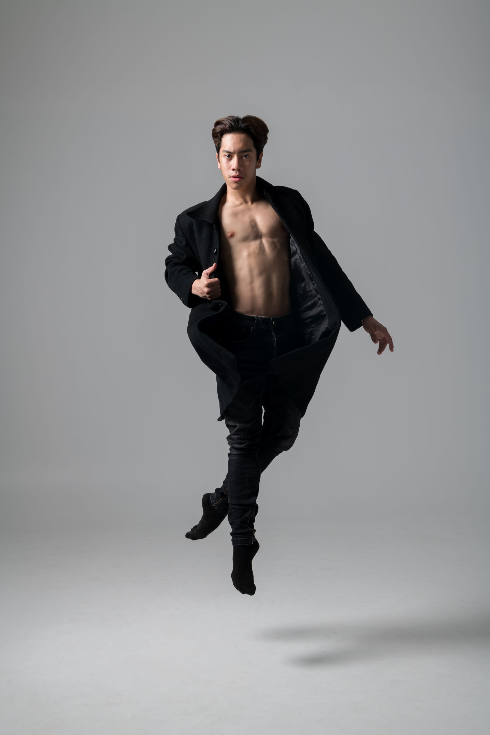 NZSD 2019 classical ballet student Rench Soriano