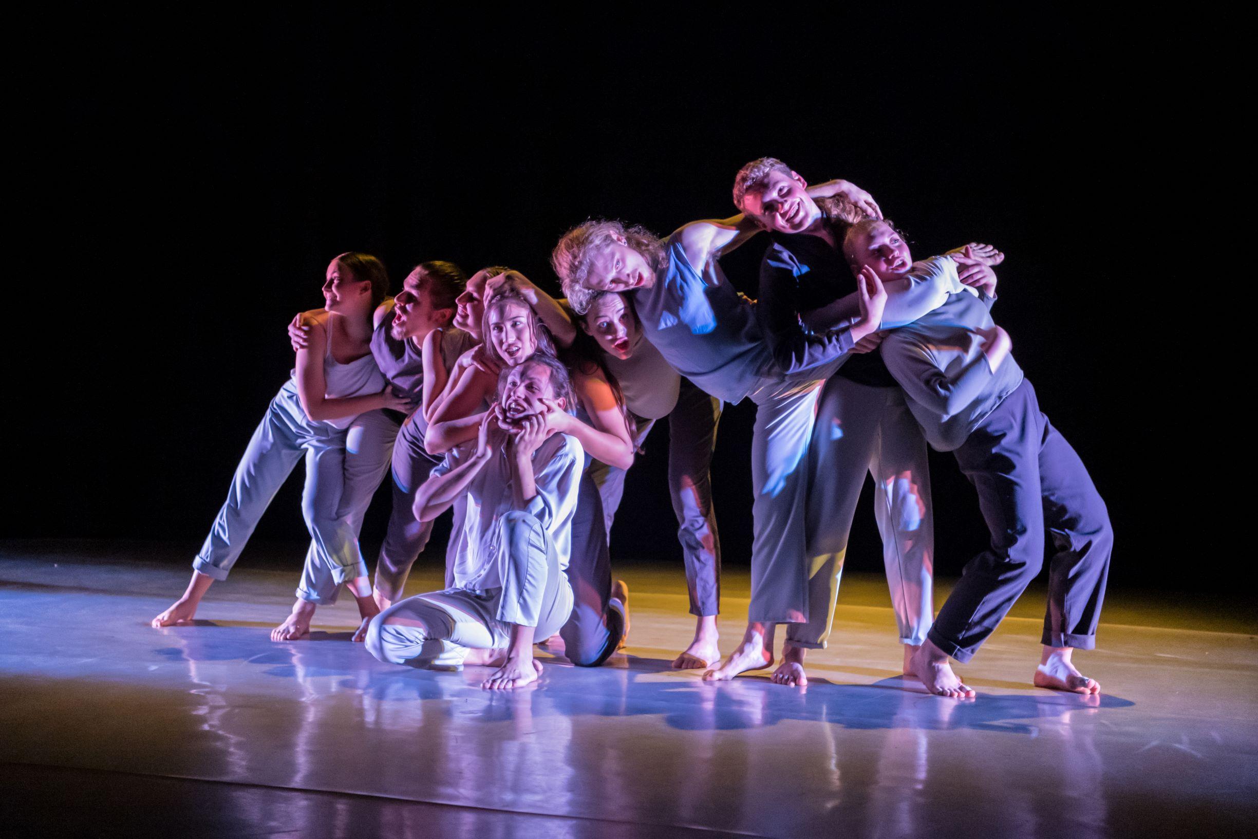 NZSD Choreographic Season | ORBICULUS 2019